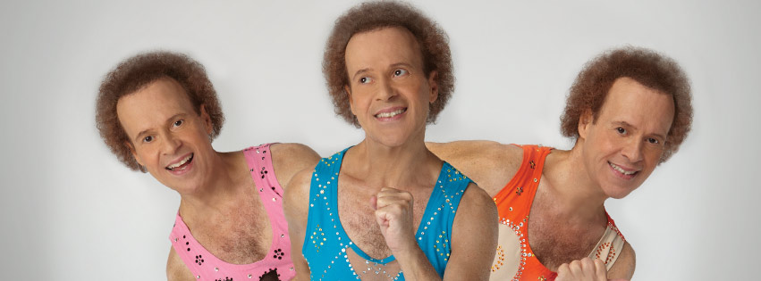 Photo source: Richard Simmons Facebook Page